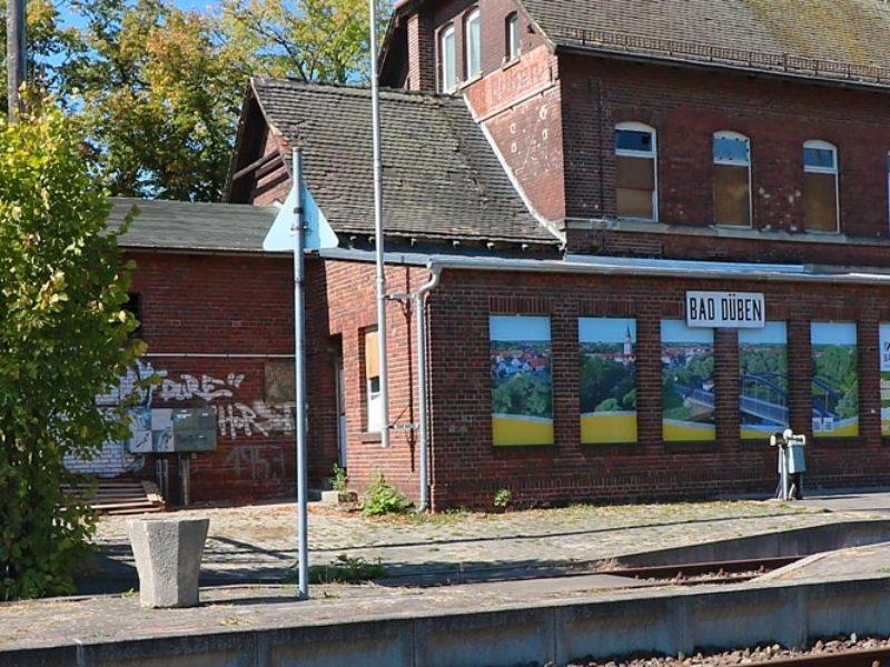 Bild von Kulturbahnhof Bad Düben