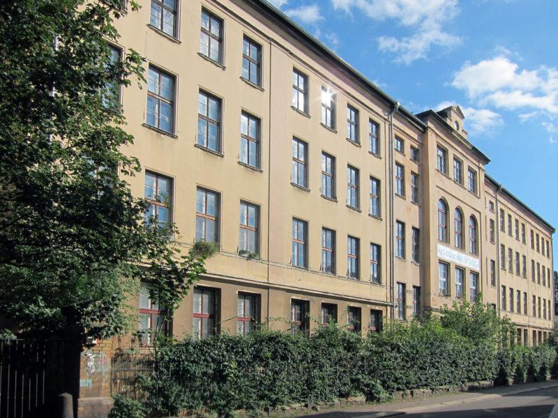 Bild von Alte Handelsschule, Leipzig
