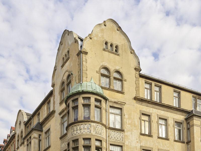 Bild von Alte Stadtbibliothek, Zeitz