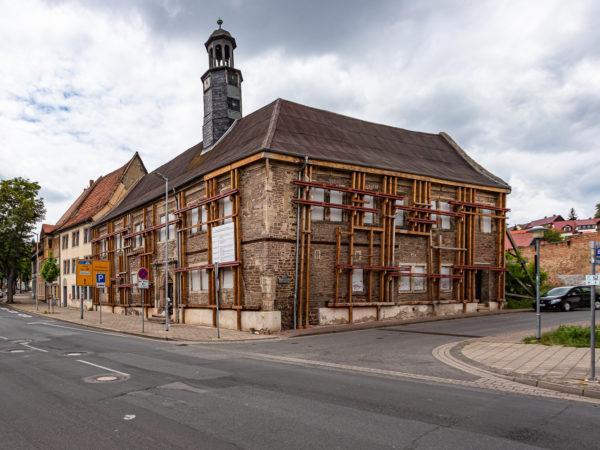 Altes Neustädter Rathaus Lutherstadt Eisleben