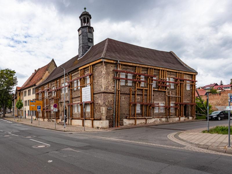 Bild von Altes Neustädter Rathaus in der Lutherstadt Eisleben