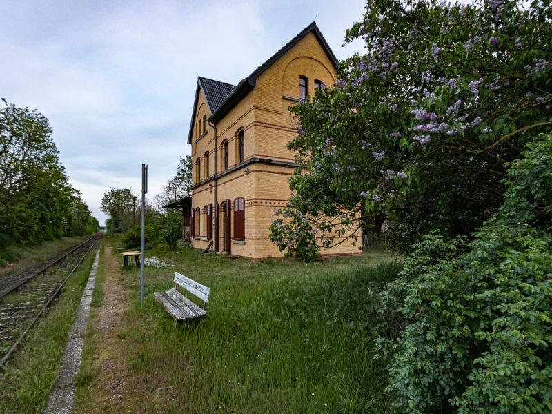 Bild von Freiraum Kunst- und Kulturbahnhof Tannepöls