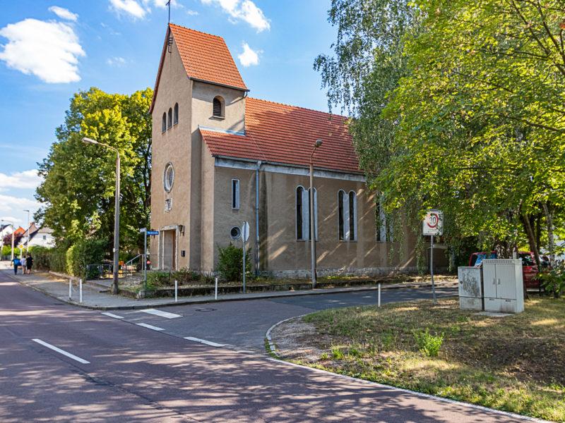 Bild von Zirkuskirche Großkayna