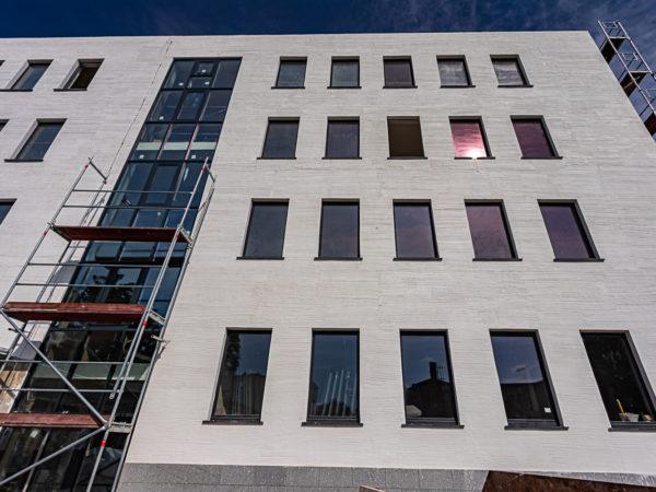 Papierfabrik Ammendorf Fassade